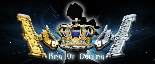 Group's and Rankings of King of Dueling 1º Edition KingOfDueling