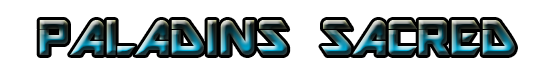 PaLaDinS League 1st Edition - MYxStory PALADINSSACRED