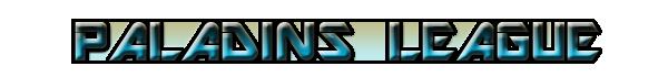 PaLaDinS League 1st Edition - MYxStory PaLaDinSLeague