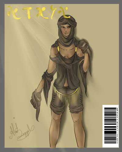 Adila, My character Adila