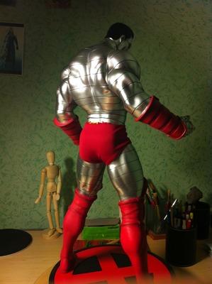 MARVEL Colossus Premium Format Custom IMG_3578