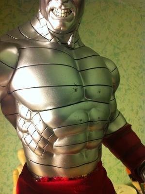 MARVEL Colossus Premium Format Custom IMG_3579