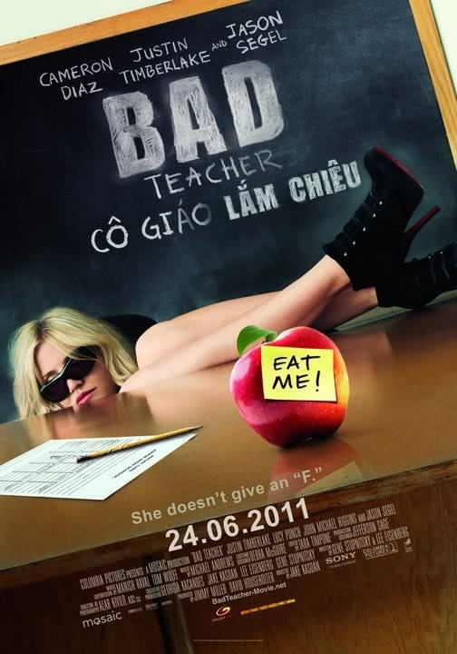 Bad Teacher (2011) - Cô giáo lắm chiêu [DVDRip][VietSub][Mediafire]   Fwegmogptrg