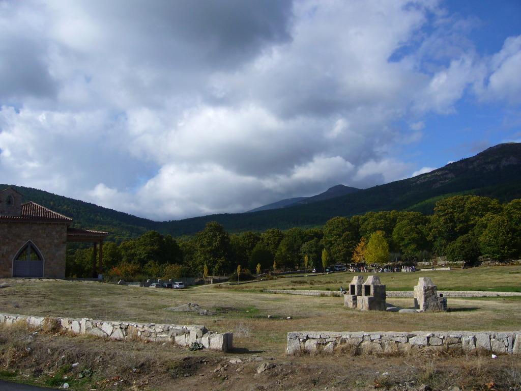 cerro de la escusa Ermita