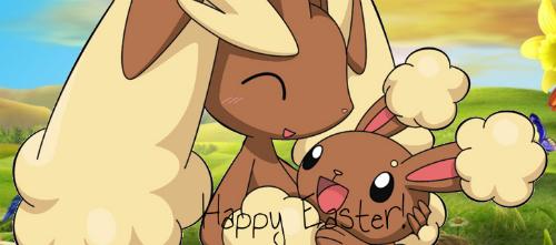 Happy Easter! HappyEaster-1