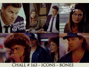 • Revenge is sweeter • [Updated 23.01.12] ICONSBONES