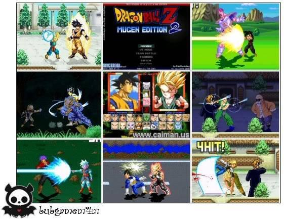 Dragon Ball Z MUGEN Edition 2011 DragonBallZMUGENEdition20111