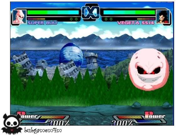 Dragon Ball Z MUGEN Edition 2011 DragonBallZMUGENEdition20114