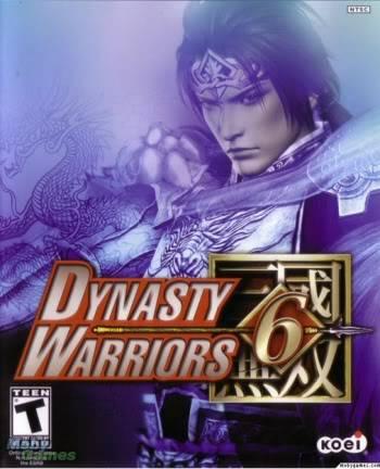 Dynasty Warriors 6 DynastyWarriors6lg