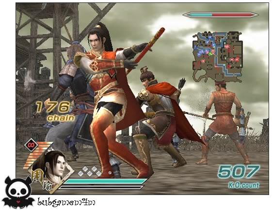 Dynasty Warriors 6 DynastyWarriors6sc6