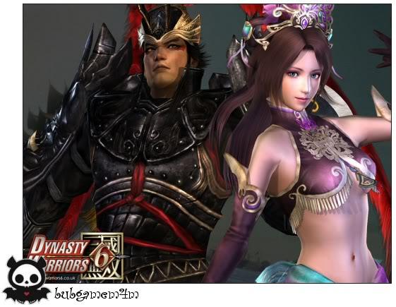 Dynasty Warriors 6 DynastyWarriors6sc8