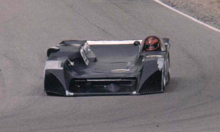 Round 4 - BRDC Sports Car Championship - Snetterton [Oct 19th] Mosport-1983-06-05-bg4