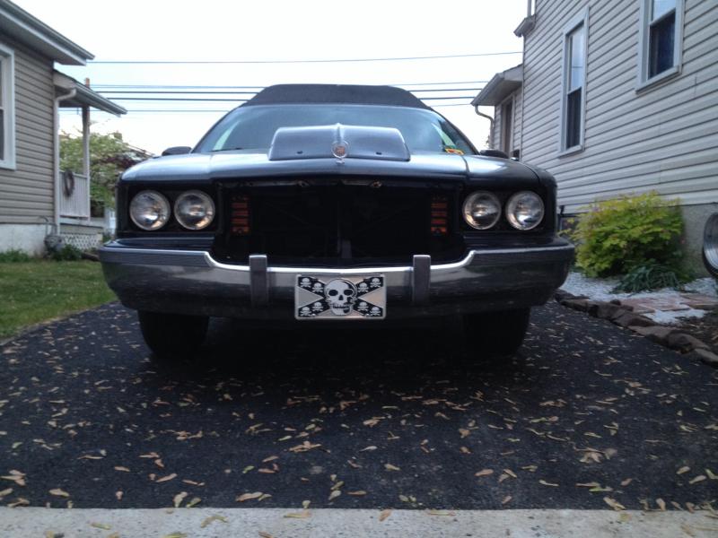 The Stickman's Federal Cadillac Heritage Hearse project MyFederalHearseCaddyBumper2_zps4c0c61fc