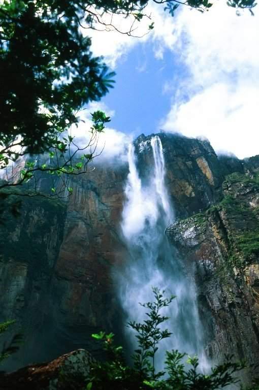 MifZdWzVD64l.jpg Tall Waterfall image by SuperTortoise