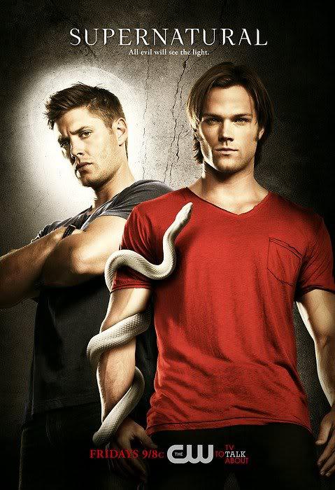 Supernatural Season 6 Promo Pic S6JJ