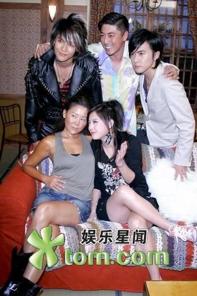 Danson's Photos n his Previous Dramas KO1
