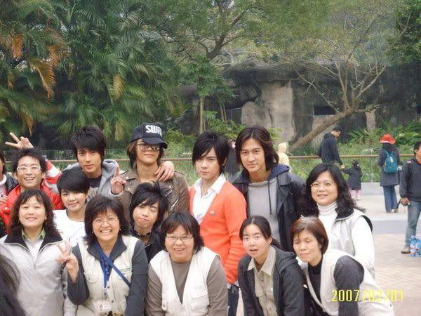 Danson's Photos n his Previous Dramas Hk10
