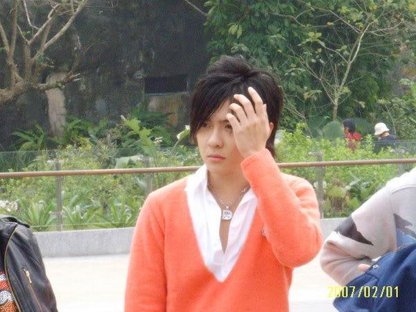 Danson's Photos n his Previous Dramas Hk2-1