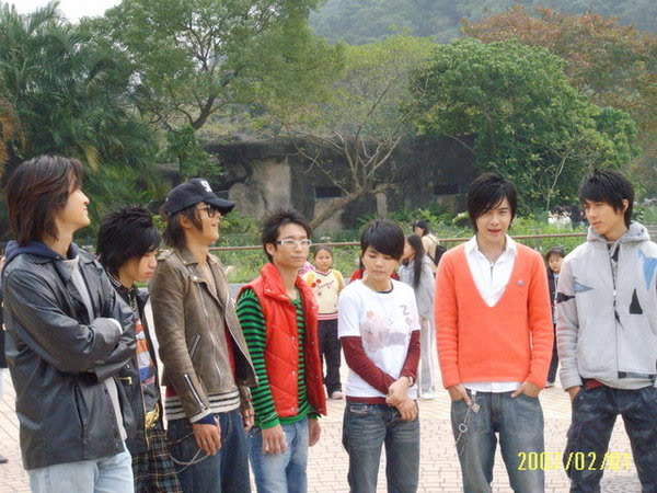 Danson's Photos n his Previous Dramas Hk4