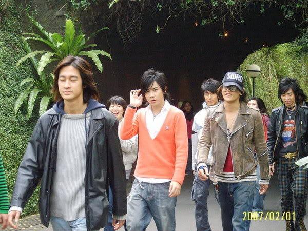 Danson's Photos n his Previous Dramas Hk6