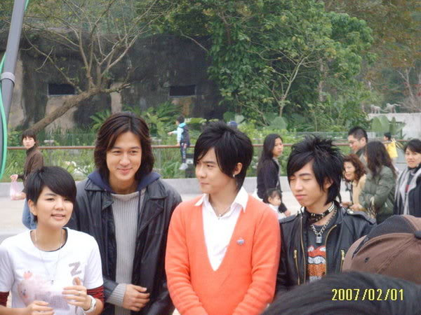 Danson's Photos n his Previous Dramas Hk9