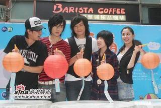 Danson's Photos n his Previous Dramas Reqingdezongqia