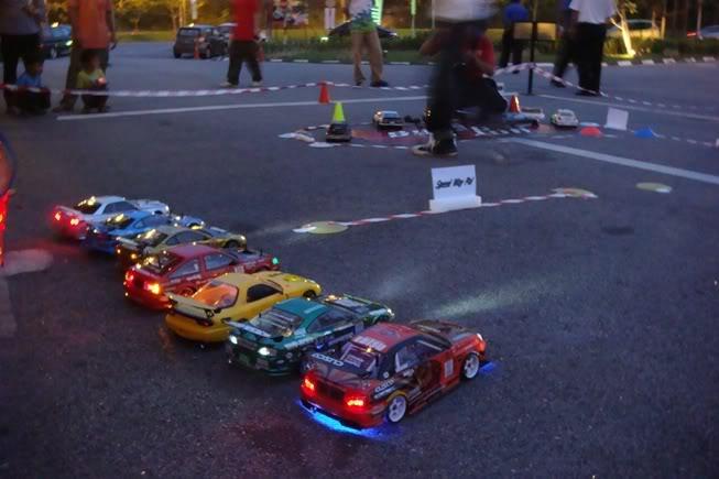 Drift Demo ~ Hot Machines AutoShow (Northern) DSC01603_S
