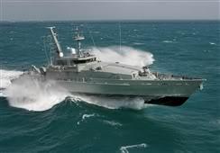 renforcement de la marine australienne Larrakia