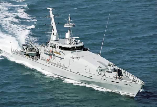 renforcement de la marine australienne Armidale3