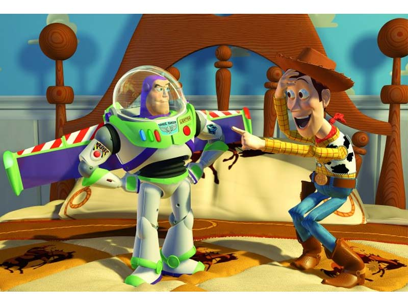 Toy Story 3 The Video Game (10) / EN Toy-story