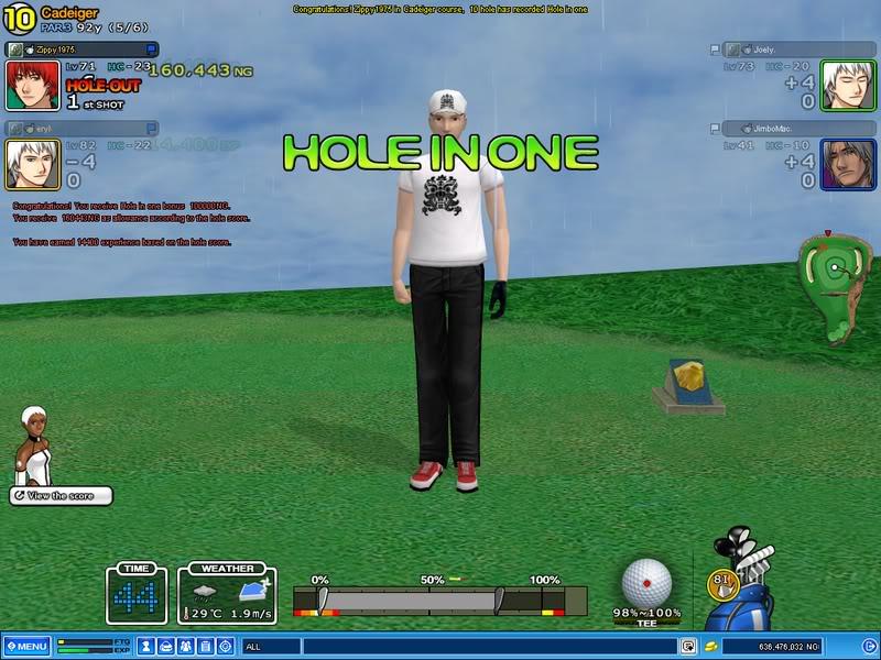 My 14th HIO HIO-Hole10Cads-051207