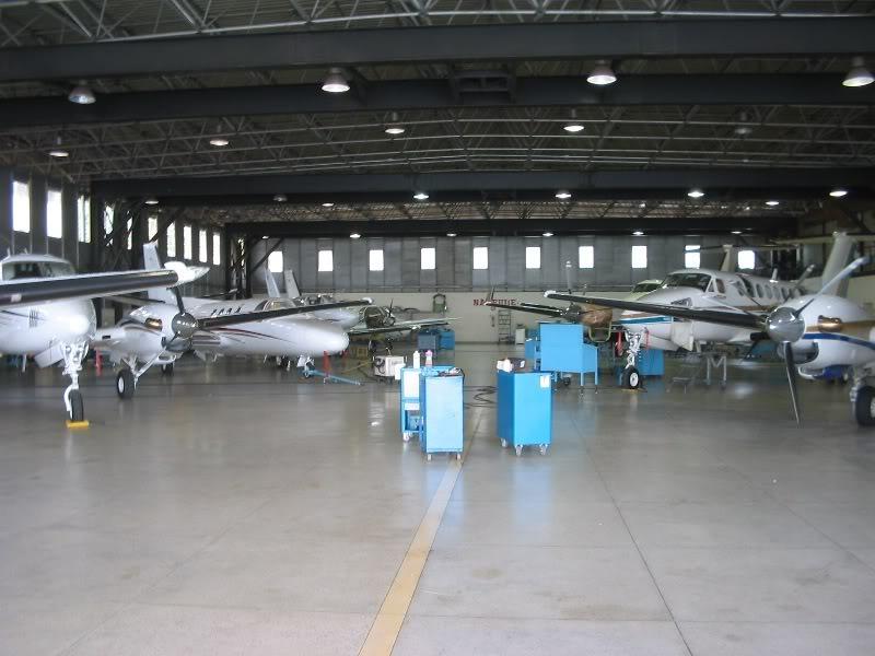 Manutenção em aeronaves! 03