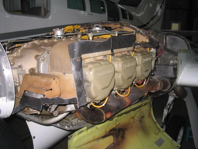 Manutenção em aeronaves! 04