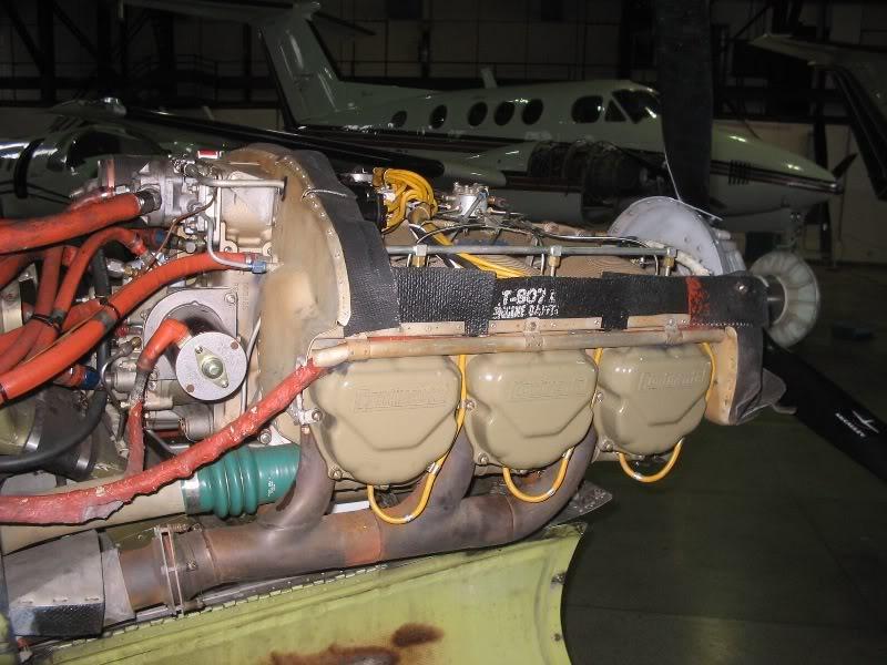 Manutenção em aeronaves! 05