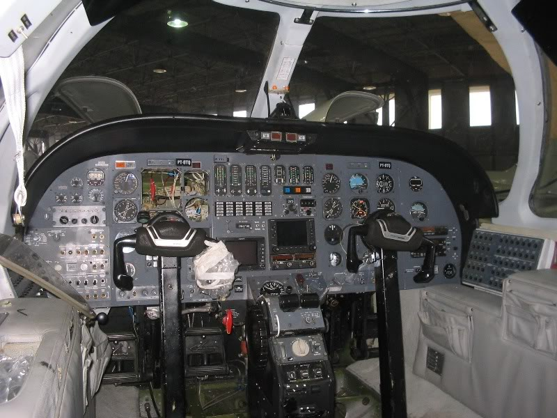Manutenção em aeronaves! 06a