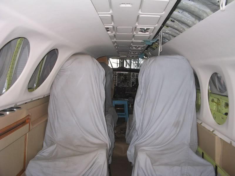 Manutenção em aeronaves! 12