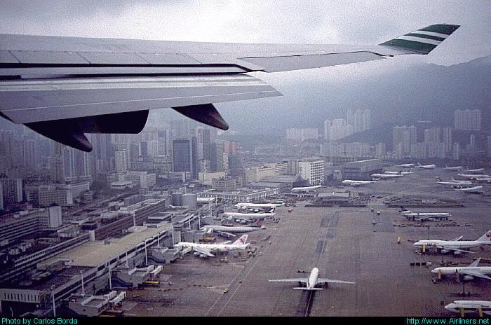 Kai Tak (Hong Kong) 0002919