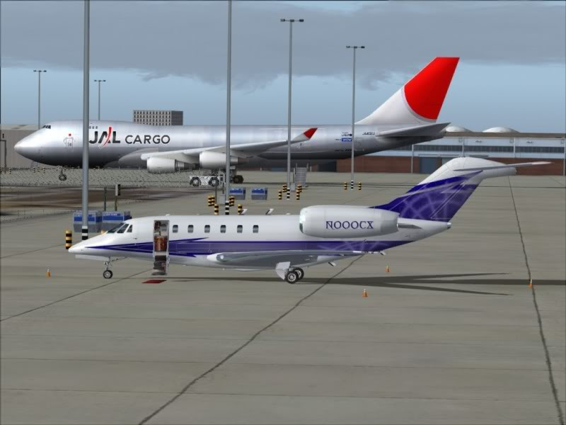 [FS9] Toque e arremetida em Heathrow! UK_1606