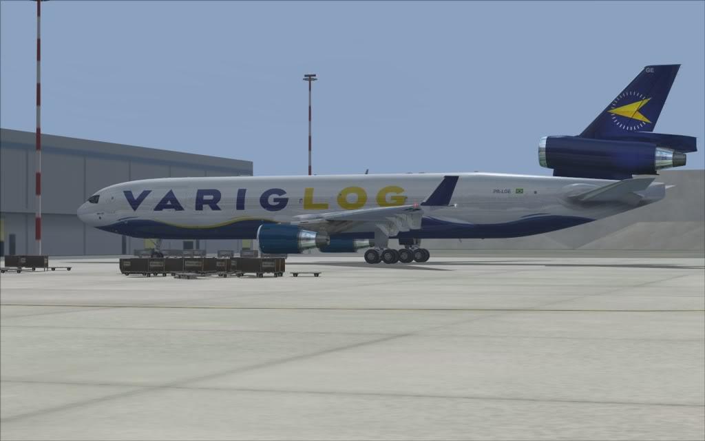 [FS9] Transporte de cargas para Lisboa MD11Log377