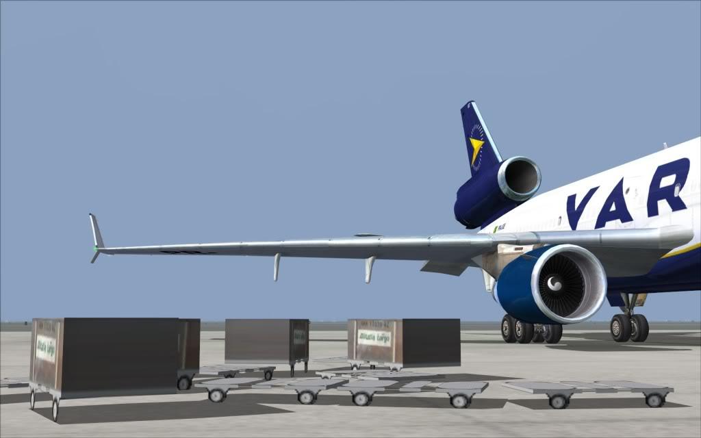 [FS9] Transporte de cargas para Lisboa MD11Log378