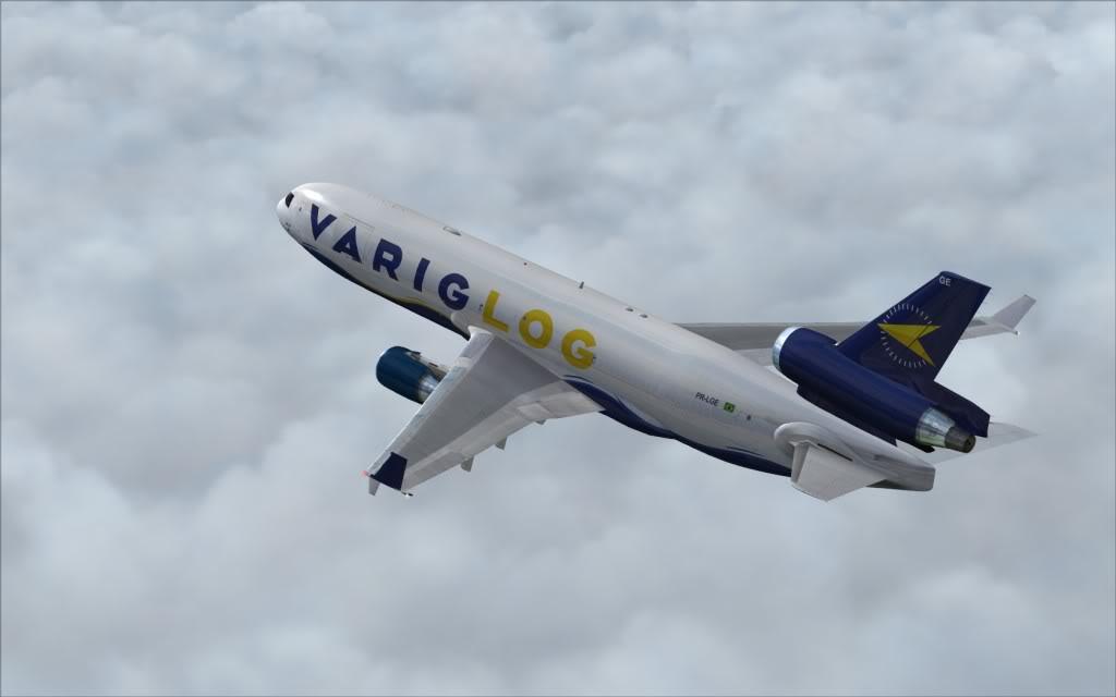 [FS9] Transporte de cargas para Lisboa MD11Log394