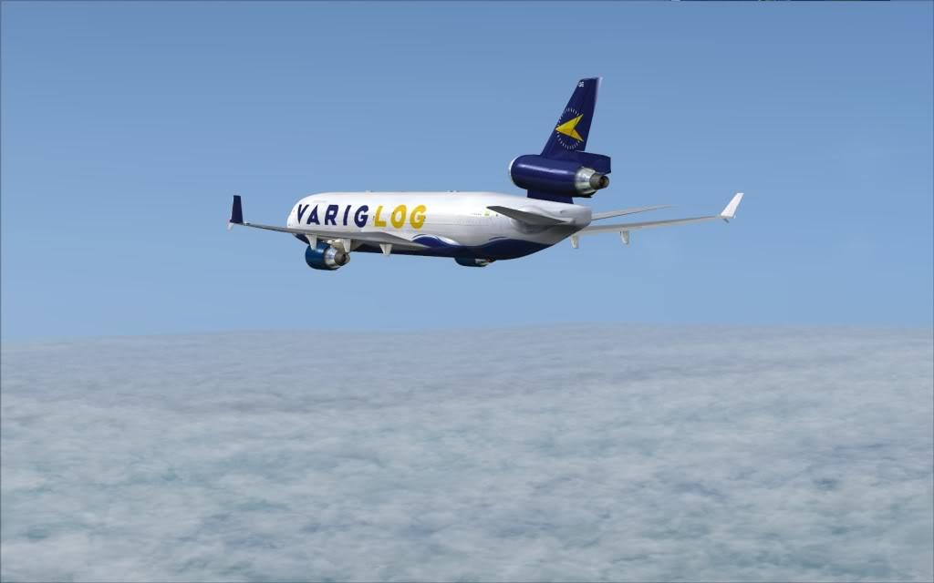 [FS9] Transporte de cargas para Lisboa MD11Log405