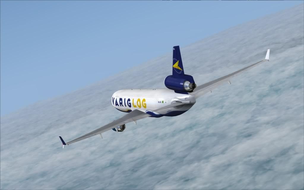 [FS9] Transporte de cargas para Lisboa MD11Log406