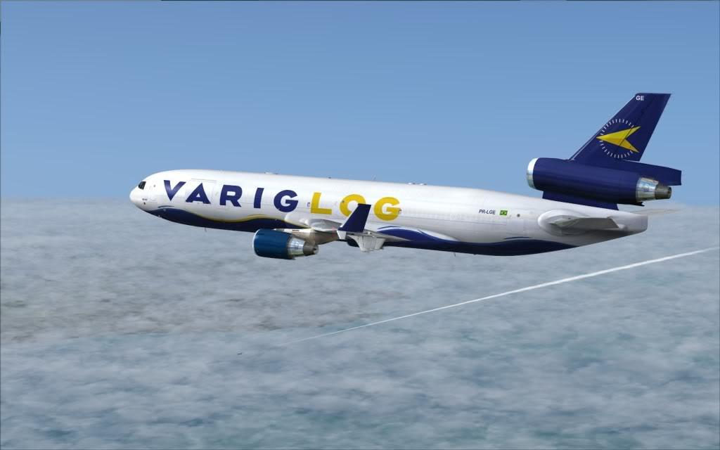 [FS9] Transporte de cargas para Lisboa MD11Log410