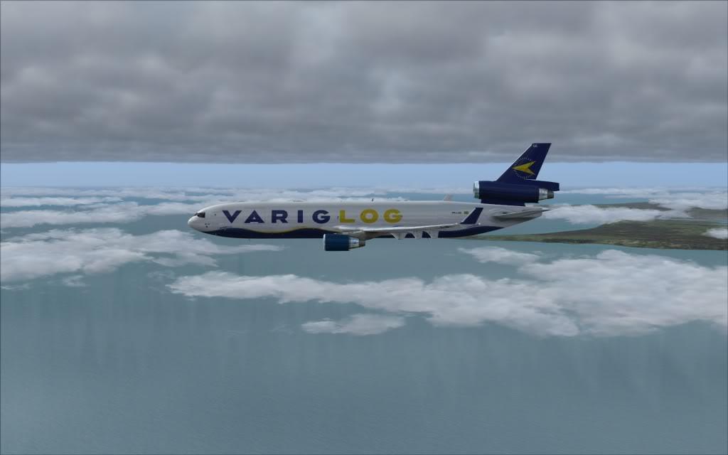 [FS9] Transporte de cargas para Lisboa MD11Log422