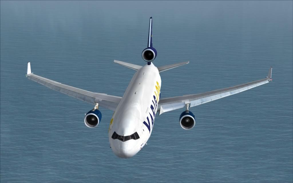[FS9] Transporte de cargas para Lisboa MD11Log424