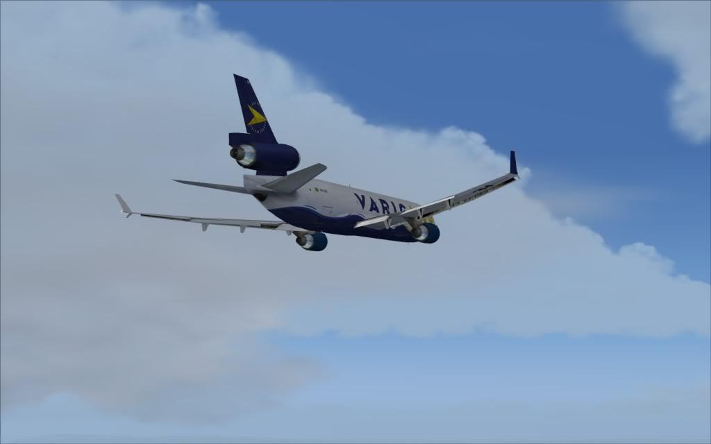 [FS9] Transporte de cargas para Lisboa MD11Log425