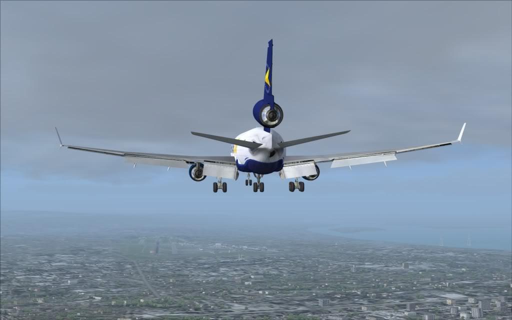 [FS9] Transporte de cargas para Lisboa MD11Log427