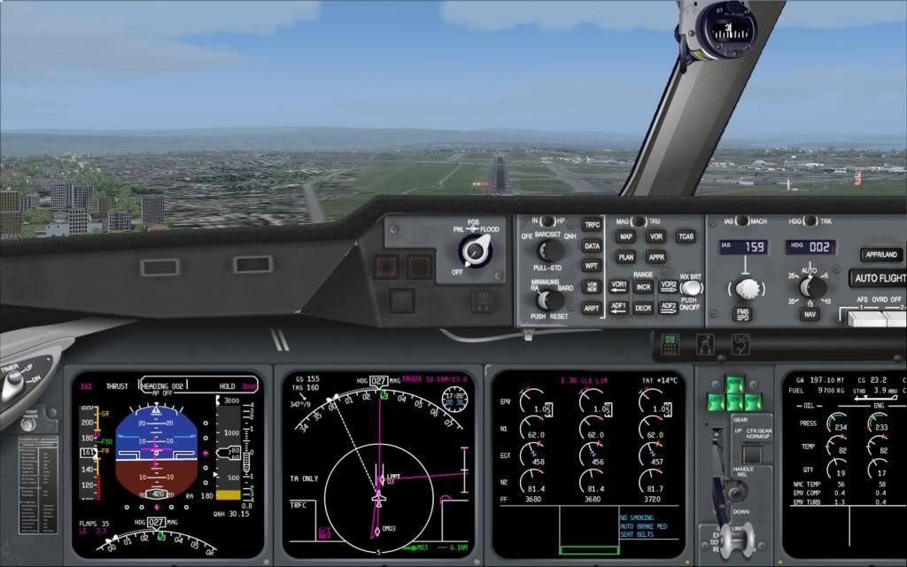 [FS9] Transporte de cargas para Lisboa MD11Log430