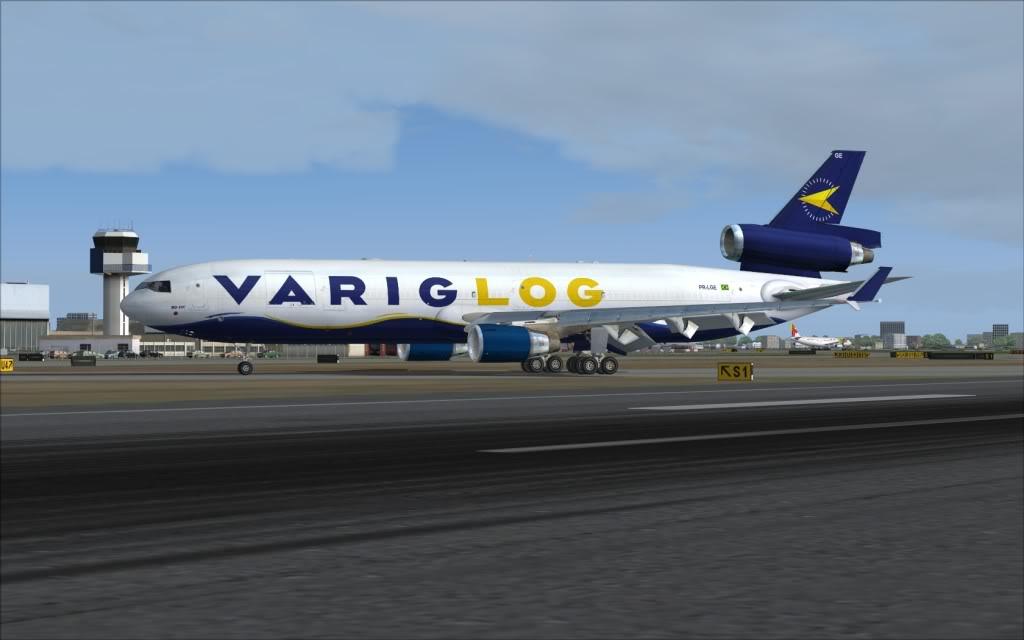 [FS9] Transporte de cargas para Lisboa MD11Log431